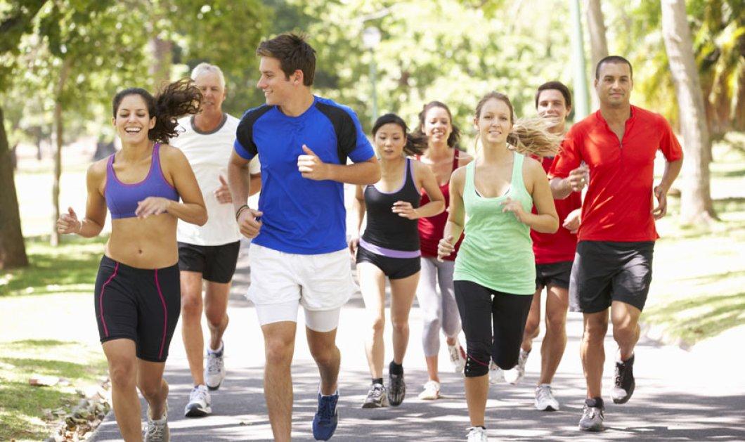 Ποια είναι η στρατηγική που θα σε κάνει να αποδόσεις καλύτερα στην γυμναστική; Τρέξε με ομάδα δρομέων & όχι μόνος  - Κυρίως Φωτογραφία - Gallery - Video