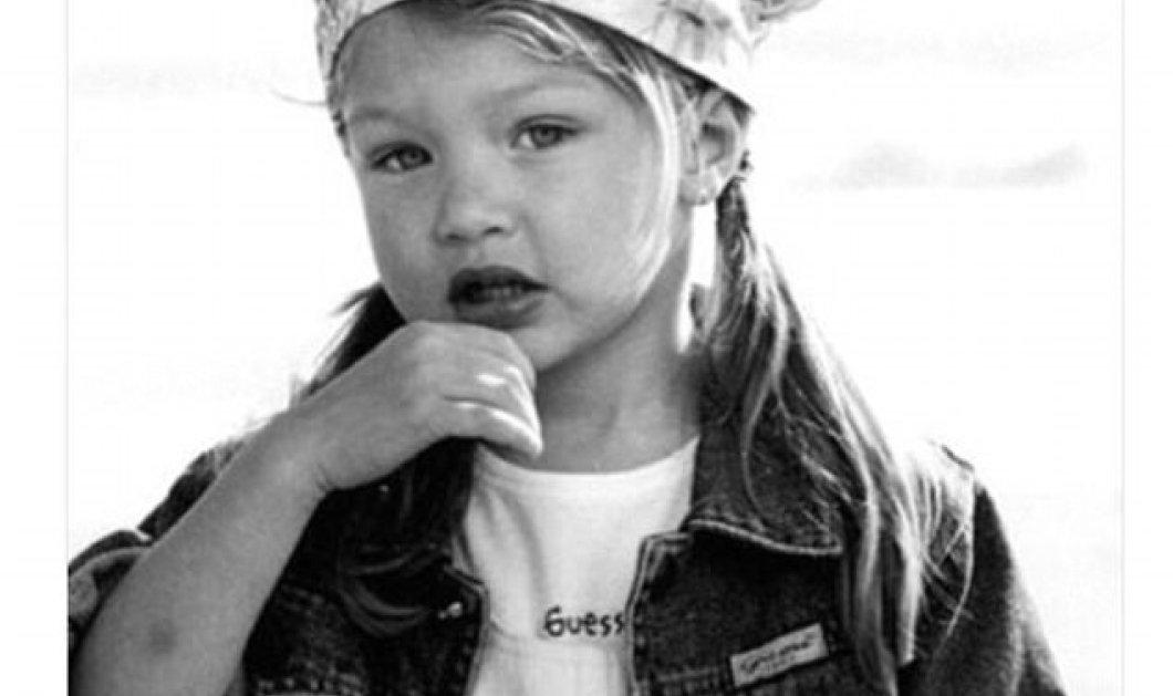Ποιο είναι το μικρό κοριτσάκι που όταν μεγάλωσε έγινε το κορυφαίο μανεκέν της σύγχρονης εποχής; (ΦΩΤΟ)  - Κυρίως Φωτογραφία - Gallery - Video