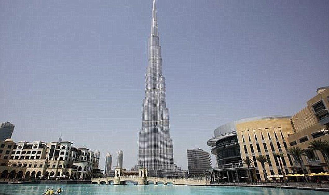 Καρέ - καρέ η κατασκευή του ψηλότερου κτιρίου στον κόσμο - Θα έχει 170 ορόφους (ΒΙΝΤΕΟ) - Κυρίως Φωτογραφία - Gallery - Video