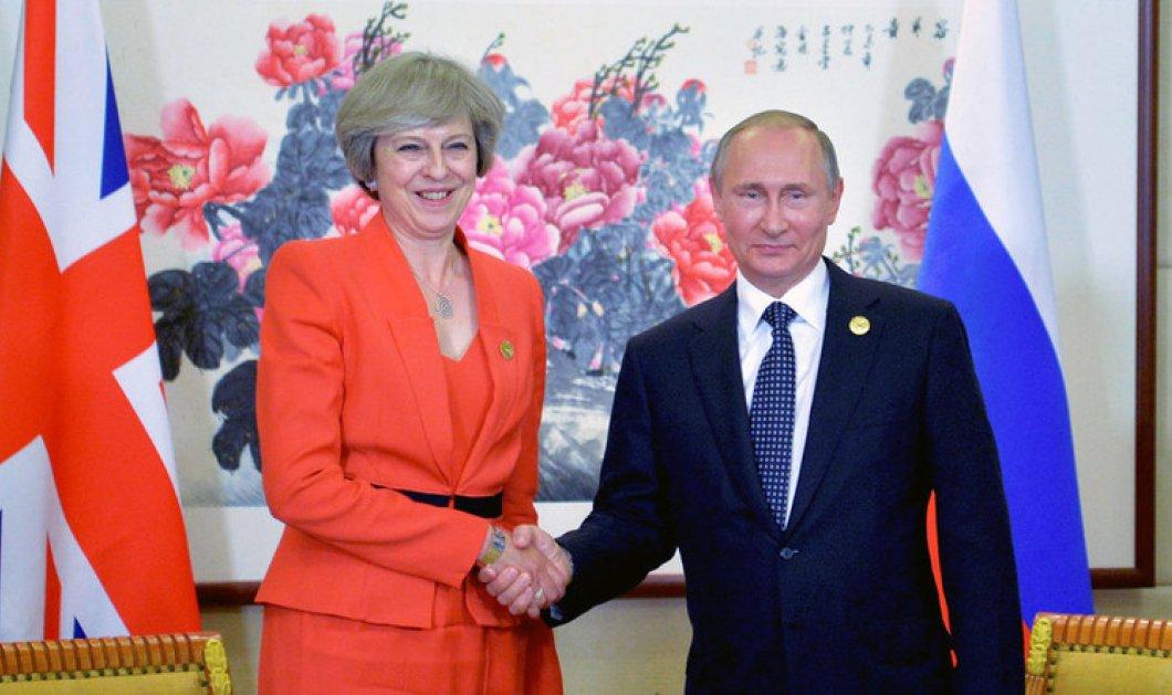 """Στα """"μαχαίρια"""" Βρετανία και Ρωσία: Μετά τις απελάσεις και ταξιδιωτική οδηγία του Foreign Office  - Κυρίως Φωτογραφία - Gallery - Video"""