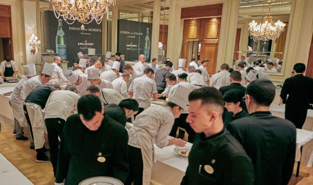 Αυτό ήταν το συναρπαστικό diner de gala των 25ων Χρυσών Σκούφων (ΦΩΤΟ) - Κυρίως Φωτογραφία - Gallery - Video
