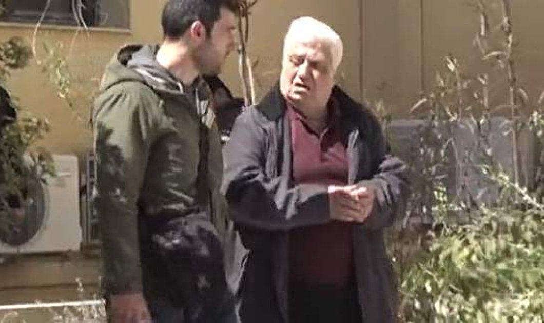 Ελεύθερος αφέθηκε ο 88χρονος που πυροβόλησε κατά των ληστών στη Γλυφάδα - Κυρίως Φωτογραφία - Gallery - Video