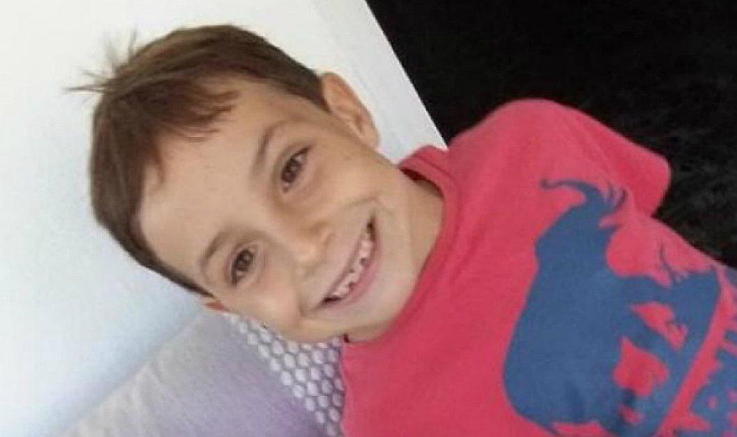Νεκρός στο πορτ μπαγκάζ του αυτοκινήτου της φιλενάδας του μπαμπά του βρέθηκε ο 8χρονος που είχε εξαφανιστεί - Κυρίως Φωτογραφία - Gallery - Video