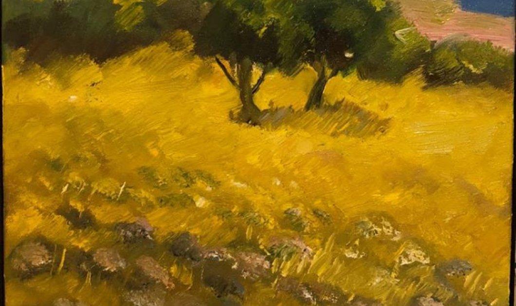 Ομαδική έκθεση στην Γκαλερί Αργώ: 60 καλλιτέχνες προσφέρουν έργα τους για τους Γιατρούς Χωρίς Σύνορα - Κυρίως Φωτογραφία - Gallery - Video
