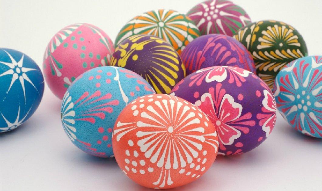 20 υπέροχες ιδέες για πρωτότυπα πασχαλινά αυγά που θα σας ενθουσιάσουν - Απολαύστε τις... (φωτό) - Κυρίως Φωτογραφία - Gallery - Video