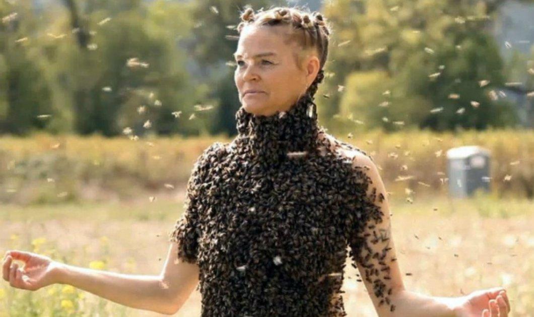 """55χρονη Ισπανίδα πέθανε ενώ υποβαλλόταν σε """"βελονισμό"""" με μέλισσες μέσα στο σώμα της για την αρθρίτιδα - Κυρίως Φωτογραφία - Gallery - Video"""