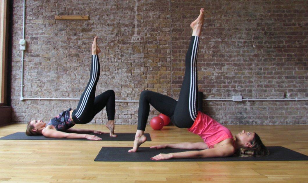 Γυμνάστε γλουτούς και πόδια μέσα σε 15 λεπτά -Δείτε το σώμα σας να αλλάζει (ΒΙΝΤΕΟ) - Κυρίως Φωτογραφία - Gallery - Video