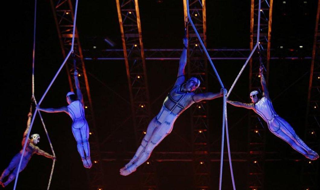 Τραγωδία στον «αέρα»- Ακροβάτης του Cirque du Soleil σκοτώθηκε την ώρα της παράστασης (ΒΙΝΤΕΟ) - Κυρίως Φωτογραφία - Gallery - Video