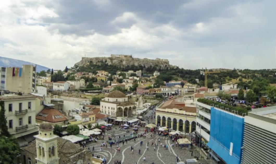 Συννεφιάς & τοπικών βροχών συνέχεια σήμερα, Τετάρτη - Μέχρι 19 βαθμούς το θερμόμετρο στην Αθήνα - Κυρίως Φωτογραφία - Gallery - Video
