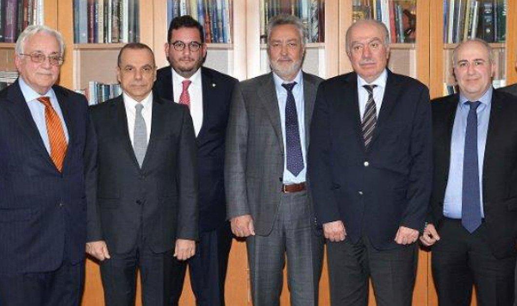 Συγκροτήθηκε το Νέο Διοικητικό Συμβούλιο της Παγκρήτιας Συνεταιριστικής Τράπεζας - Κυρίως Φωτογραφία - Gallery - Video