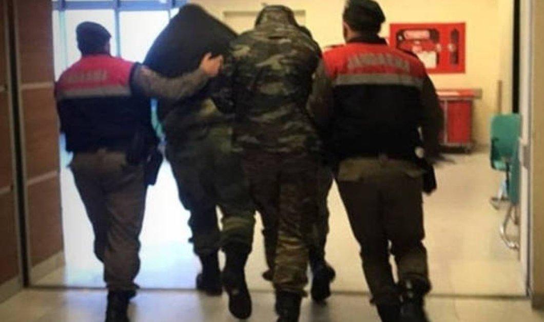 Συλλαλητήριο συμπαράστασης και αλληλεγγύης για τους δύο Έλληνες στρατιωτικούς σήμερα στην Ορεστιάδα  - Κυρίως Φωτογραφία - Gallery - Video