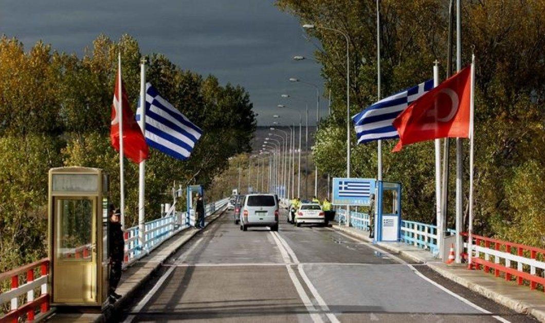 Για παράνομη είσοδο στην Τουρκία κατηγορούνται οι Έλληνες στρατιωτικοί - Προφυλάκιση εν αναμονή της δίκης τους - Κυρίως Φωτογραφία - Gallery - Video