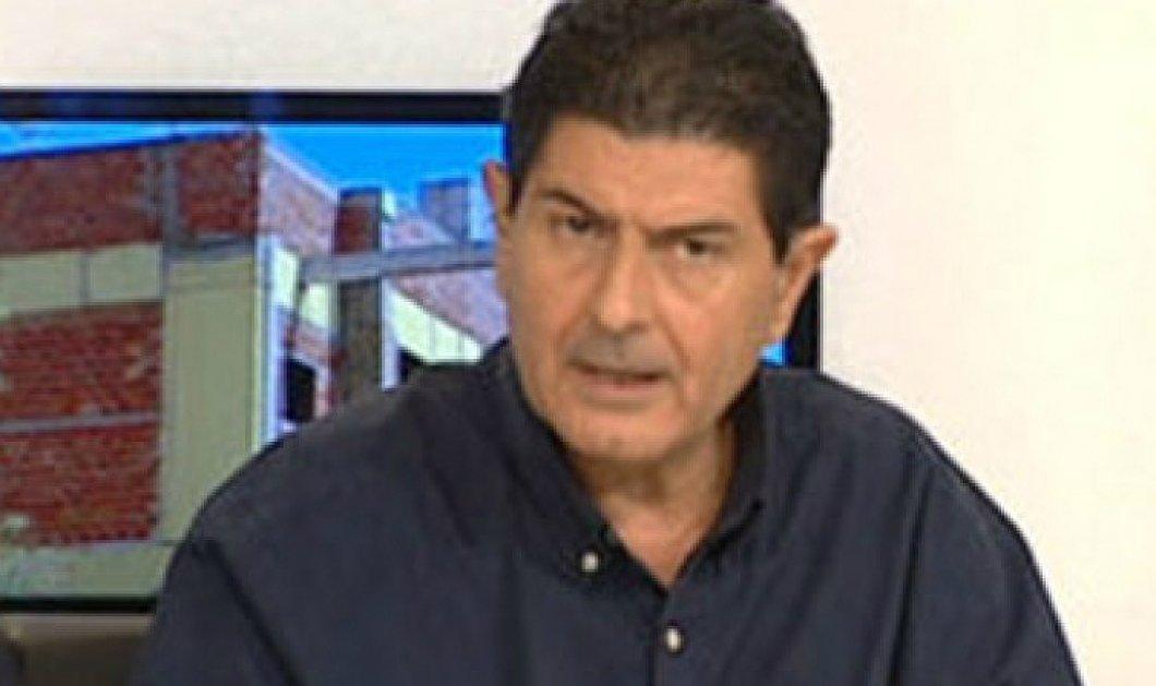 Θλίψη και πάλι στα ΜΜΕ: Έφυγε από τη ζωή ο δημοσιογράφος Νίκος Γρυλλάκης - Κυρίως Φωτογραφία - Gallery - Video