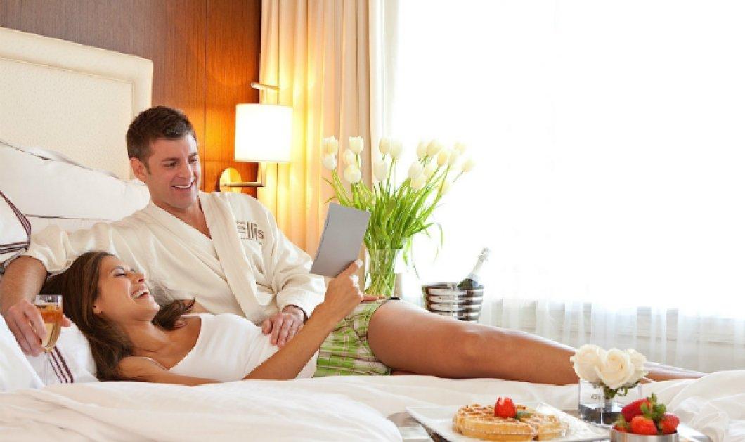 Ξενοδοχεία: Να πως θα είναι το δωμάτιο του μέλλοντος! - Κυρίως Φωτογραφία - Gallery - Video