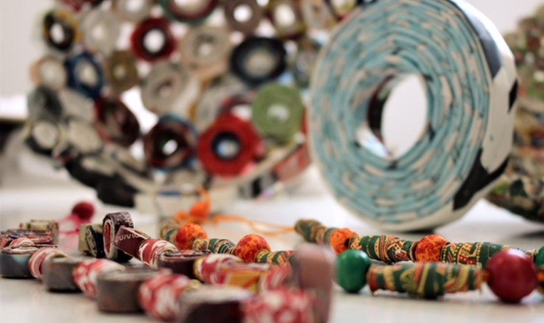 «Από τον κάδο ανακύκλωσης… στο σπίτι μας!» -Εργαστήρι δημιουργικής απασχόλησης στο Ιστορικό Αρχείο ΠΙΟΠ - Κυρίως Φωτογραφία - Gallery - Video