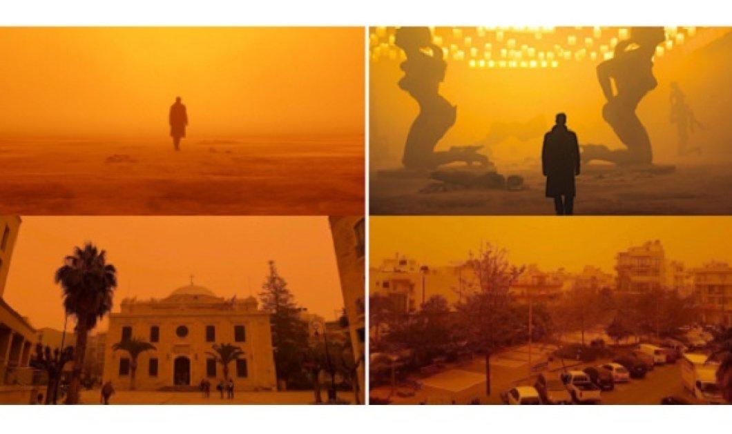 Όταν το Ηράκλειο έγινε... Σαχάρα: Ο Βασίλης φωτογραφίζει την πόλη του και γίνεται viral! (ΦΩΤΟ) - Κυρίως Φωτογραφία - Gallery - Video