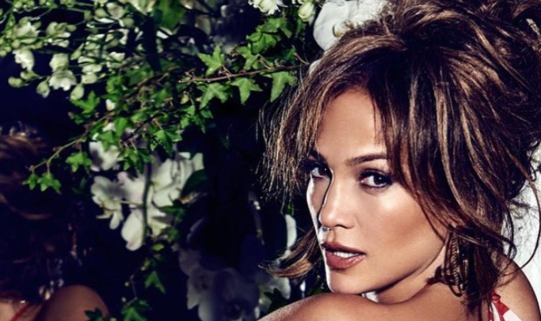 Όταν η Jennifer Lopez κάθισε δυόμιση ώρες μπροστά στον καθρέφτη να το αποτέλεσμα (ΦΩΤΟ) - Κυρίως Φωτογραφία - Gallery - Video