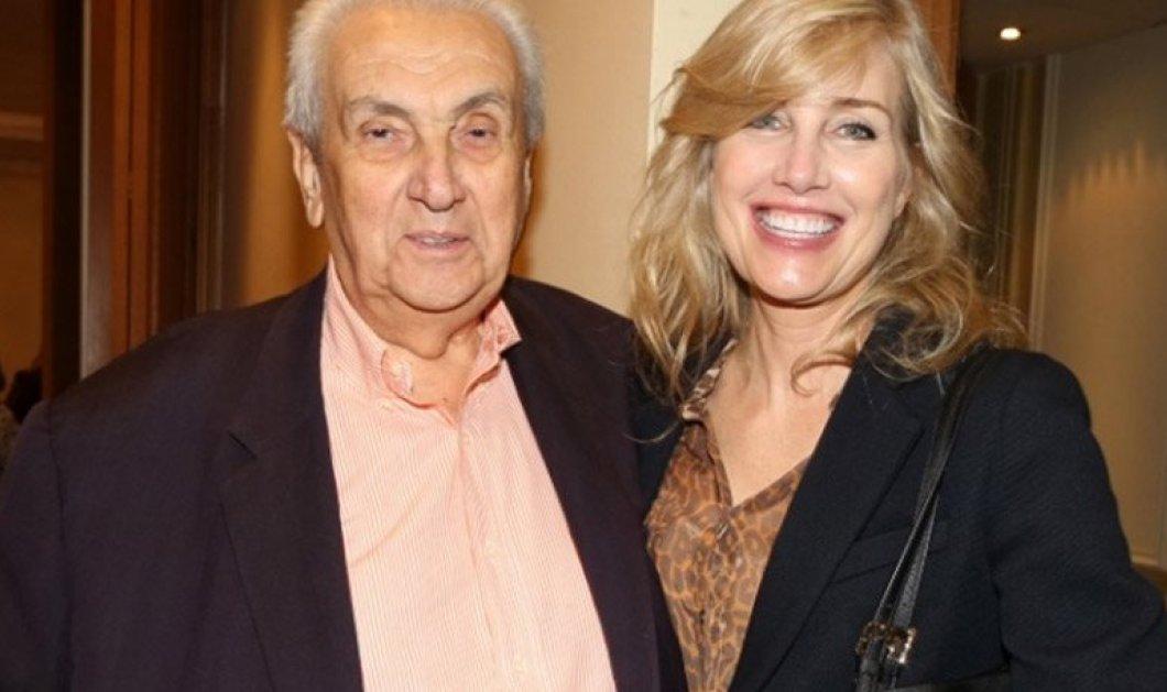 """Η Λόρι, η όμορφη σύντροφος του Δ. Κοντομηνά μιλάει ελληνικά & λέει """"αγάπη μου"""" (ΒΙΝΤΕΟ) - Κυρίως Φωτογραφία - Gallery - Video"""