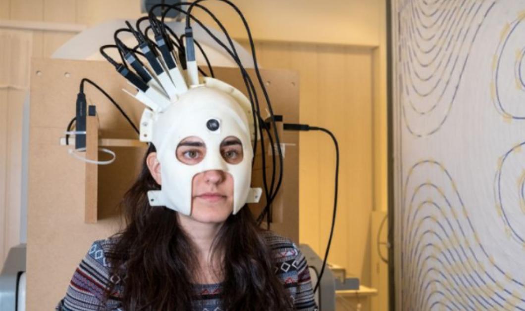 Κι όμως, υπάρχει τρόπος να διαβαστεί η σκέψη - Αυτό είναι το πρώτο σύστημα σάρωσης του εγκεφάλου! - Κυρίως Φωτογραφία - Gallery - Video