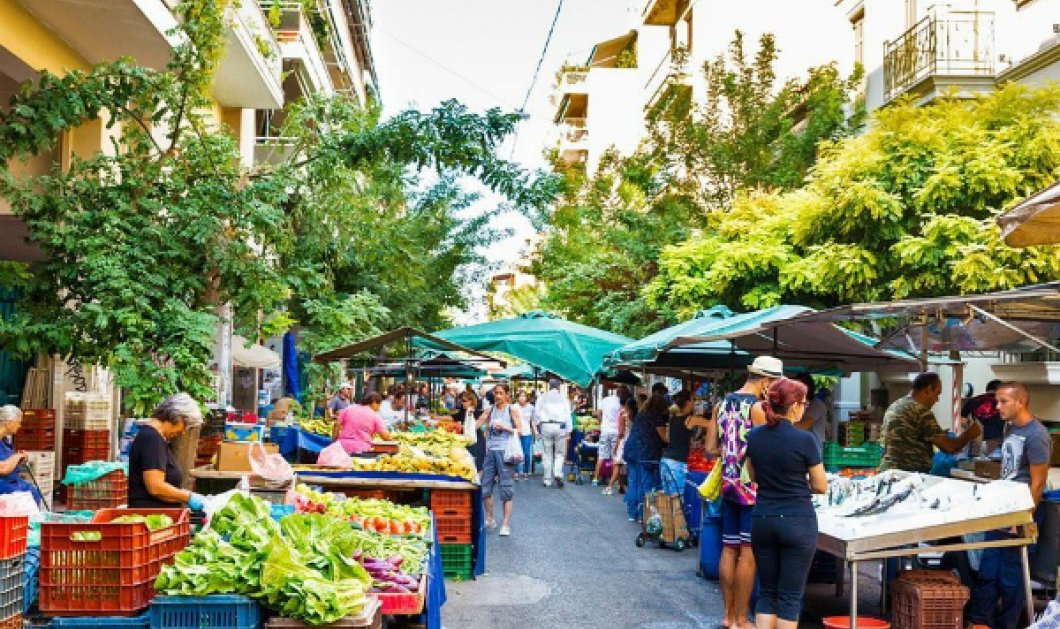 Good news: Δωρεάν λαϊκή αγορά στο Κορωπί για όσους έχουν ανάγκη - Κυρίως Φωτογραφία - Gallery - Video