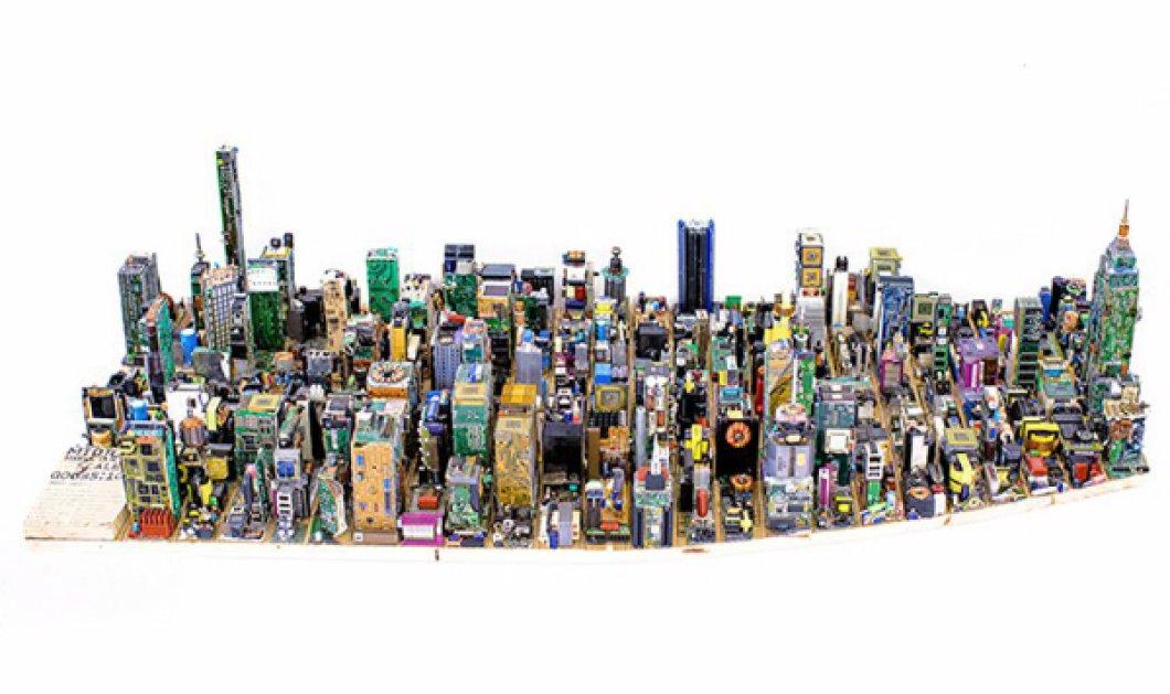 """Σας αρέσουν οι εντυπωσιακές μακέτες; Τότε θα λατρέψετε το """"νέο Μανχάταν"""" του Zayd Menk (ΦΩΤΟ - ΒΙΝΤΕΟ) - Κυρίως Φωτογραφία - Gallery - Video"""