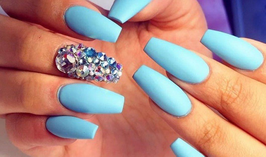 25+ ιδέες για εντυπωσιακό μανικιούρ- Έντονα ματ νύχια που θα σας ξετρελανουν! - Κυρίως Φωτογραφία - Gallery - Video