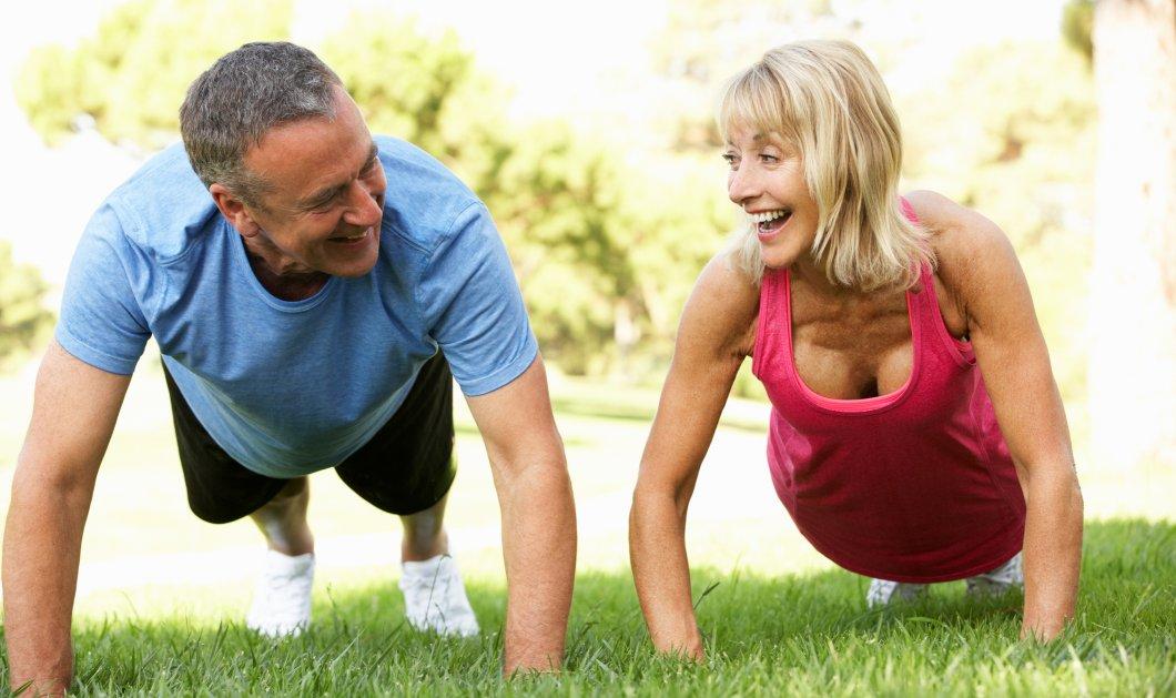 8 αποτελεσματικοί τρόποι για να χάσετε βάρος όταν είστε άνω των 40! - Κυρίως Φωτογραφία - Gallery - Video