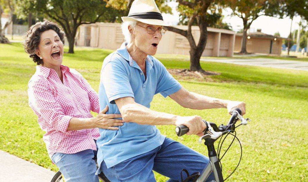 Πως όταν είσαι ποδηλάτης ακόμη και 80 ετών έχεις ανοσοποιητικό 20άρη! Διαβάστε την έρευνα  - Κυρίως Φωτογραφία - Gallery - Video