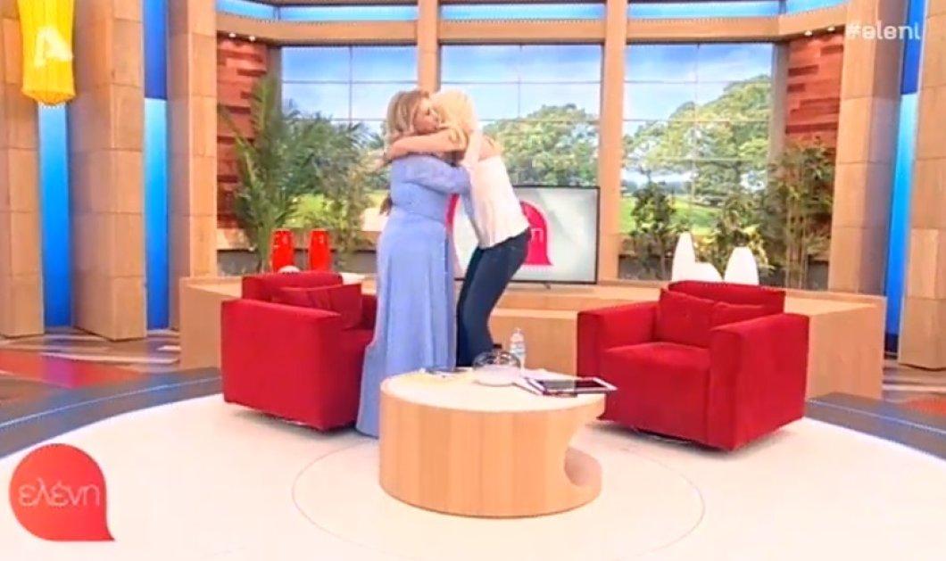 Ελένη Μενεγάκη- Λίτσα Πατέρα: Συναντήθηκαν on air μετά από 13 χρόνια- Η εξομολόγηση & τα δάκρυά τους (ΒΙΝΤΕΟ) - Κυρίως Φωτογραφία - Gallery - Video