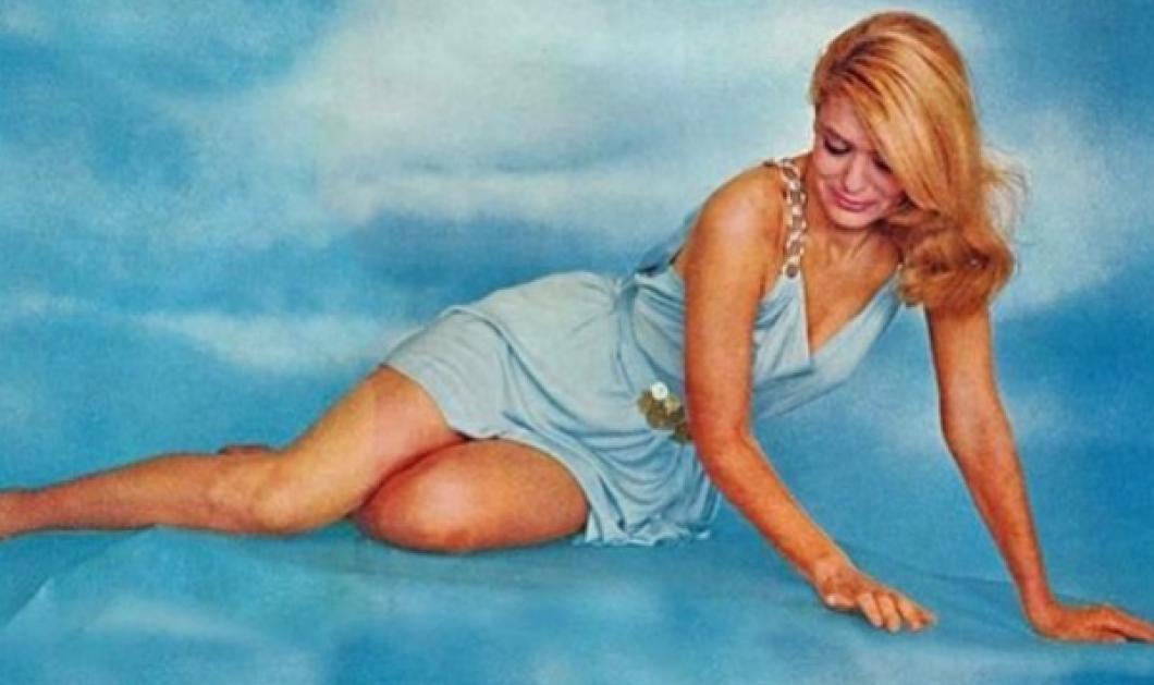 H ωραιότερη φωτογραφία της Μελίνας Μερκούρη - 60's σε γαλάζιο ουρανί (ΦΩΤΟ) - Κυρίως Φωτογραφία - Gallery - Video