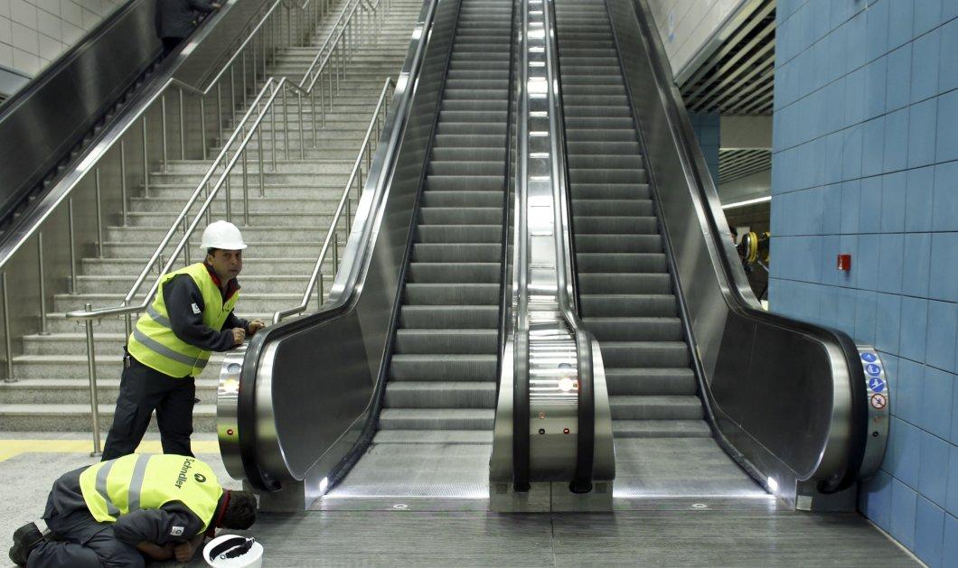 """Απίστευτο! Κυλιόμενη σκάλα """"κατάπιε"""" έναν άνδρα στην Τουρκία (ΒΙΝΤΕΟ) - Κυρίως Φωτογραφία - Gallery - Video"""