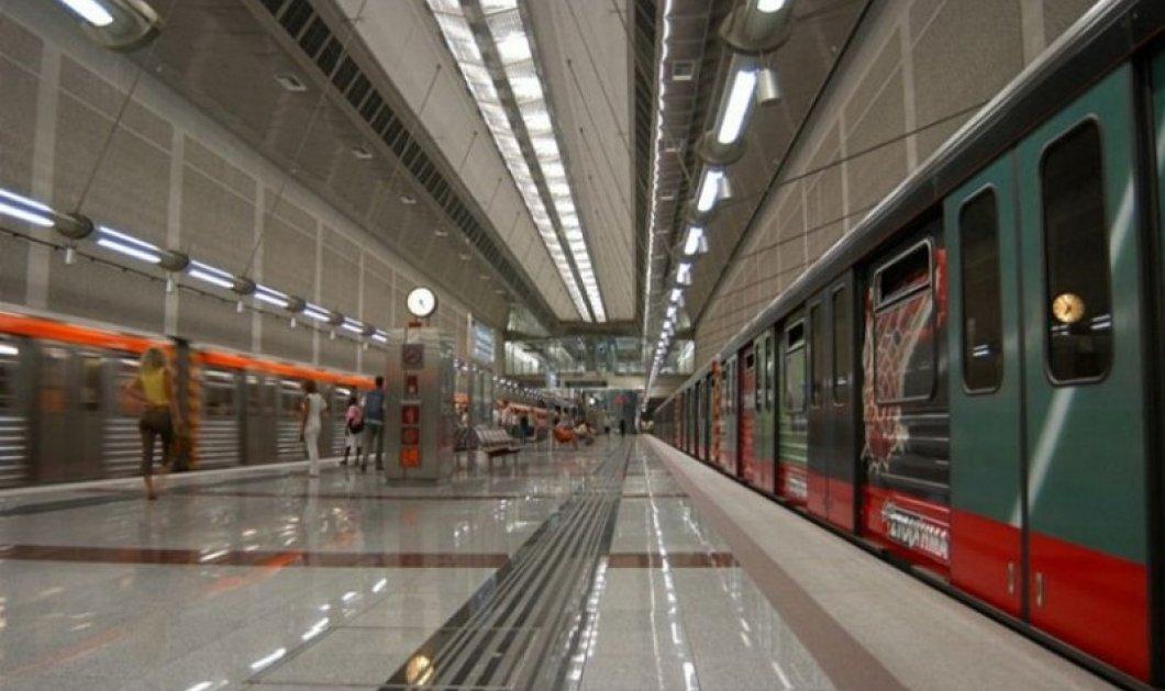 Σε ποιους 15 σταθμούς του μετρό κλείνουν οι μπάρες σήμερα;  - Κυρίως Φωτογραφία - Gallery - Video