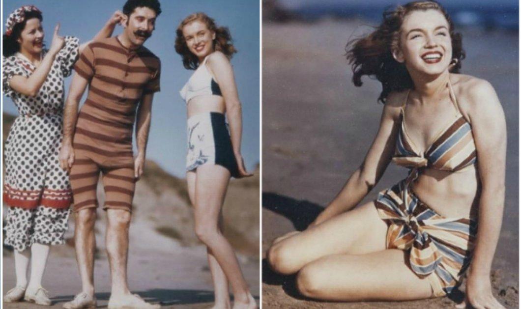 Vintage pics: Η Μέριλιν Μονρόε στην πρώτη της φωτογράφιση το 1946 - Το μεγαλύτερο αστέρι όλων των εποχών (φωτό) - Κυρίως Φωτογραφία - Gallery - Video