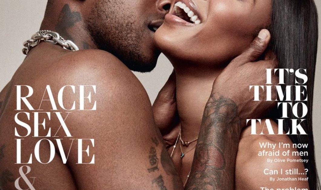 Η Naomi Campbell ζευγάρι με τον 35χρονο τραγουδιστή Skepta -Ποζάρουν μαζί ημίγυμνοι & προκαλούν πανικό!   - Κυρίως Φωτογραφία - Gallery - Video
