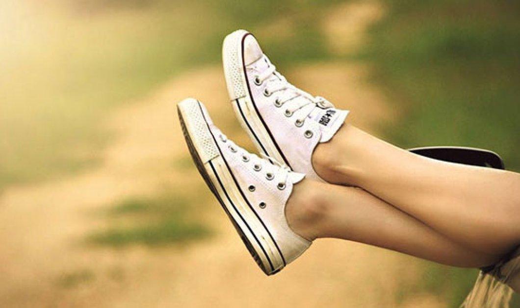 Εμφανίσεις με sneakers: 55 εντυπωσιακοί συνδυασμοί και στυλιστικά μυστικά - Κυρίως Φωτογραφία - Gallery - Video