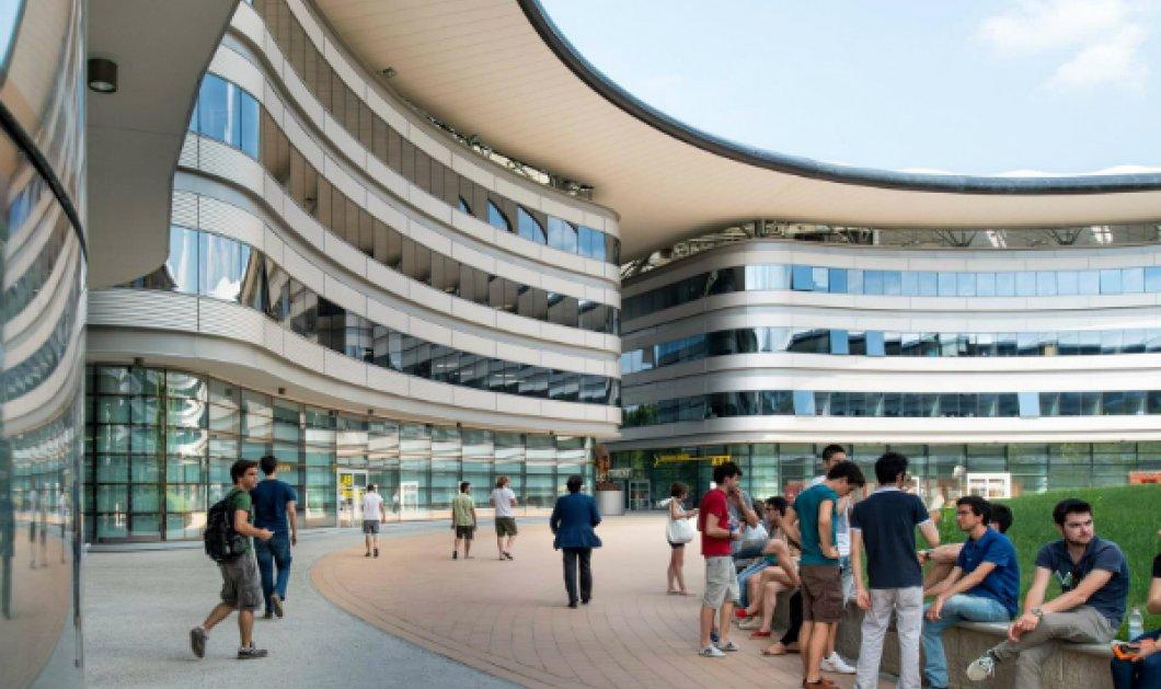 Αυτό είναι το Top 10 των Πανεπιστημίων του πλανήτη - Υπέροχο design & υψηλή αισθητική από την Ιταλία ως το Χονγκ Κονγκ (ΦΩΤΟ) - Κυρίως Φωτογραφία - Gallery - Video