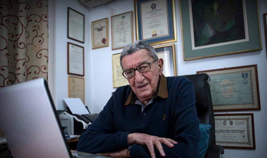 ΦΩΤΟ - ΒΙΝΤΕΟ: Όταν ο αείμνηστος Χρήστος Πασαλάρης πετούσε με ανεμοπλάνο στην απόλυτη ησυχία & στον ίλιγγο  - Κυρίως Φωτογραφία - Gallery - Video