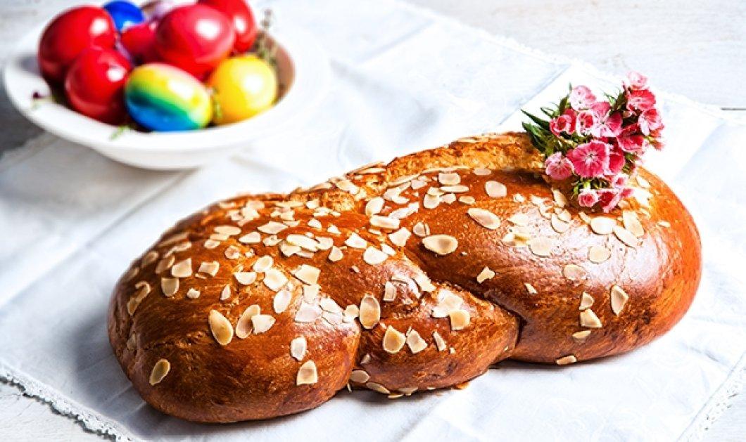 Ετοιμάζετε τα τσουρέκια σας για το Πάσχα; Αυτή η συνταγή της Αργυρώς Μπαρμπαρίγου θα σας ξετρελάνει! - Κυρίως Φωτογραφία - Gallery - Video