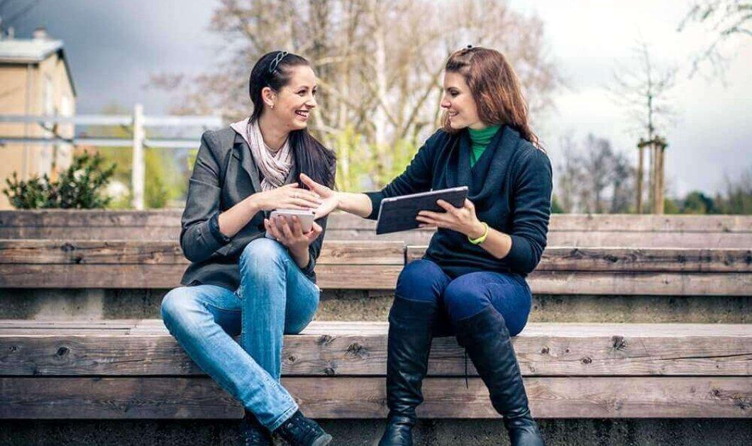 Μήπως το να μιλάμε με αγνώστους μας κάνει καλό; Η Κατερίνα Τσεμπερλίδου μας εξηγεί - Κυρίως Φωτογραφία - Gallery - Video