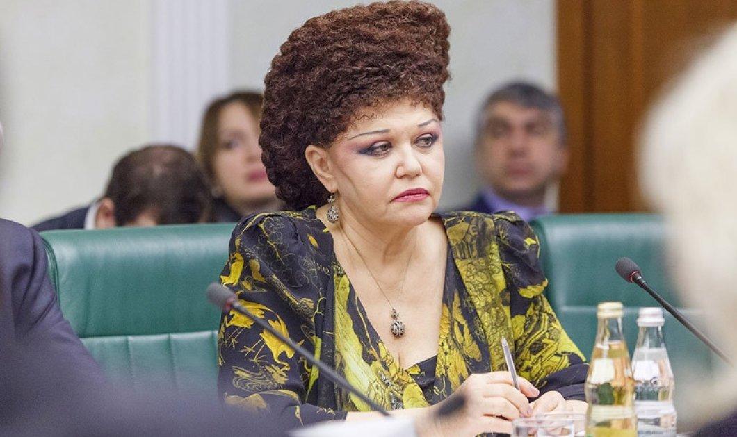 Το viral κούρεμα Ρωσίδας βουλευτού που έγινε διάσημο στο διαδίκτυο - Μοιάζει με φωλιά  (ΦΩΤΟ)  - Κυρίως Φωτογραφία - Gallery - Video