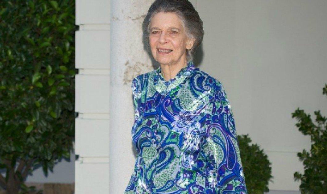 Vintage εκπομπή: Όταν ο Σταύρος Θεοδωράκης πήρε συνέντευξη από την Πριγκίπισσα Ειρήνη (ΒΙΝΤΕΟ) - Κυρίως Φωτογραφία - Gallery - Video