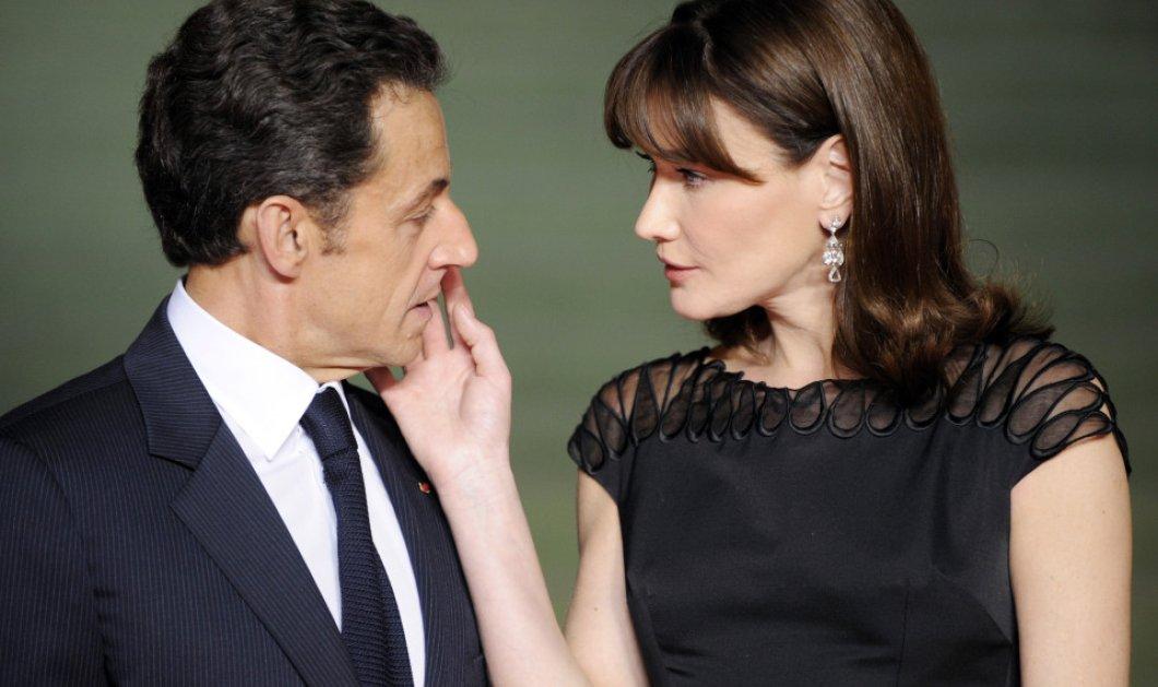 H Κάρλα Μπρούνι στηρίζει συγκινητικά τον Νικολά Σαρκοζί: «Είμαι περήφανη για σένα αγάπη μου, είσαι καθαρός, δυνατός...» - Κυρίως Φωτογραφία - Gallery - Video