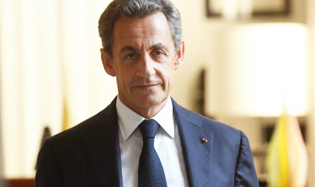 Συνελήφθη ο πρώην πρόεδρος της Γαλλίας, Νικολά Σαρκοζί - Κυρίως Φωτογραφία - Gallery - Video
