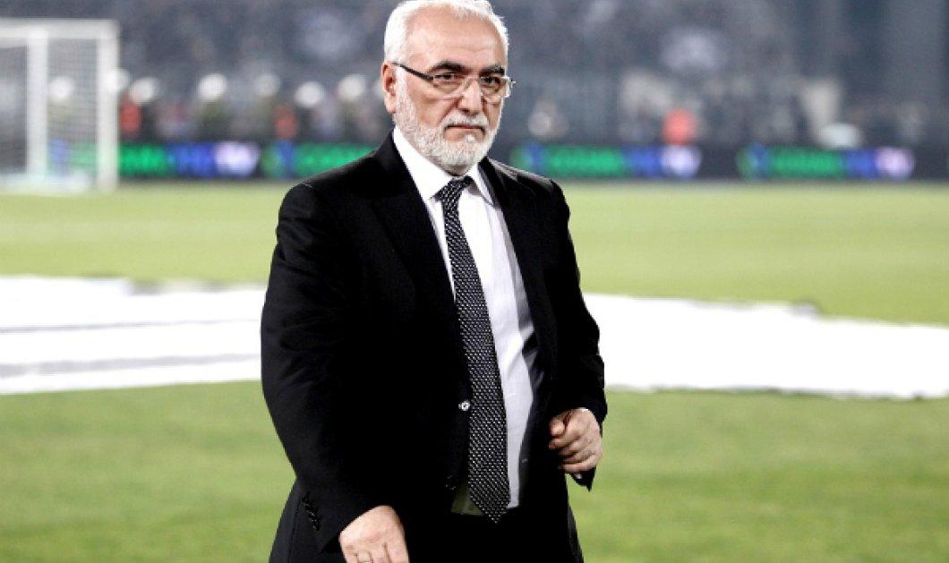 """""""Όμηρος του αρρώστου ποδοσφαιρικού κατεστημένου"""" δηλώνει ο Ιβάν Σαββίδης - Ζήτησε συγνώμη ο πρόεδρος της ΠΑΕ ΠΑΟΚ - Κυρίως Φωτογραφία - Gallery - Video"""