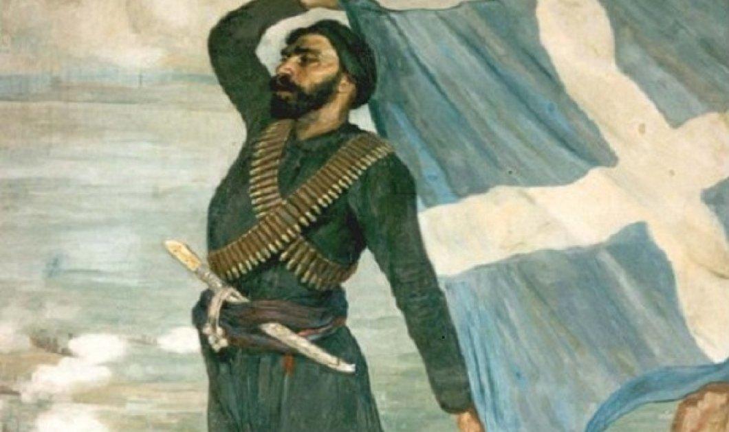 Η Ελληνική Σημαία- Το πιό εμπεριστατωμένο άρθρο για την ιστορία, τον σταυρό... και τα χρώματα  - Κυρίως Φωτογραφία - Gallery - Video