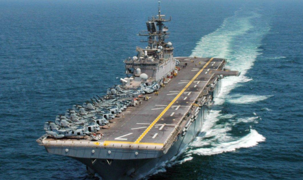 """""""Θα υπάρξουν συνέπειες"""" προειδοποιεί η Άγκυρα που απειλεί και τον 6ο Στόλο - Κυρίως Φωτογραφία - Gallery - Video"""