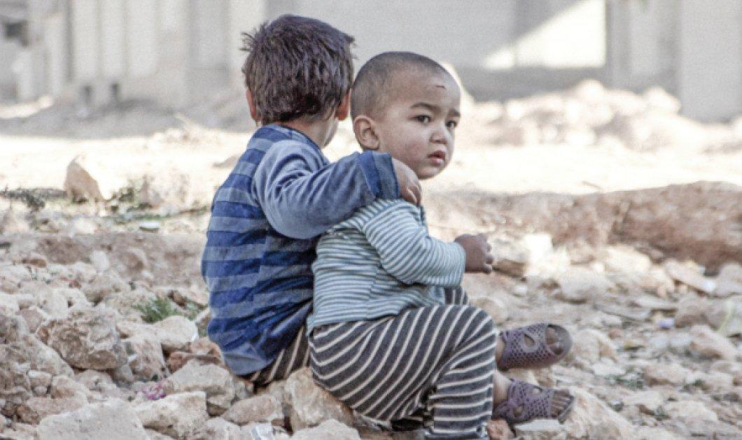 Νέα τραγωδία στον πόλεμο της Συρίας - 15 παιδιά σκοτώθηκαν μέσα στο σχολείο από αεροπορική επιδρομή - Κυρίως Φωτογραφία - Gallery - Video