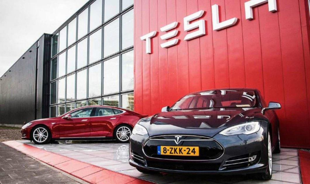 Ο επιχειρηματίας Βασίλης Αποστολόπουλος παραχωρεί στην Tesla δωρεάν εργοστάσιο στην Κόρινθο - Κυρίως Φωτογραφία - Gallery - Video