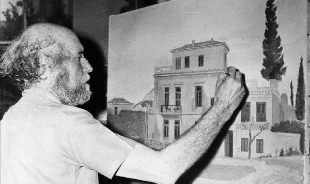 Good news: Το σπίτι - εργαστήριο του Γιάννη Τσαρούχη ανοίγει ξανά στο κοινό - Κυρίως Φωτογραφία - Gallery - Video