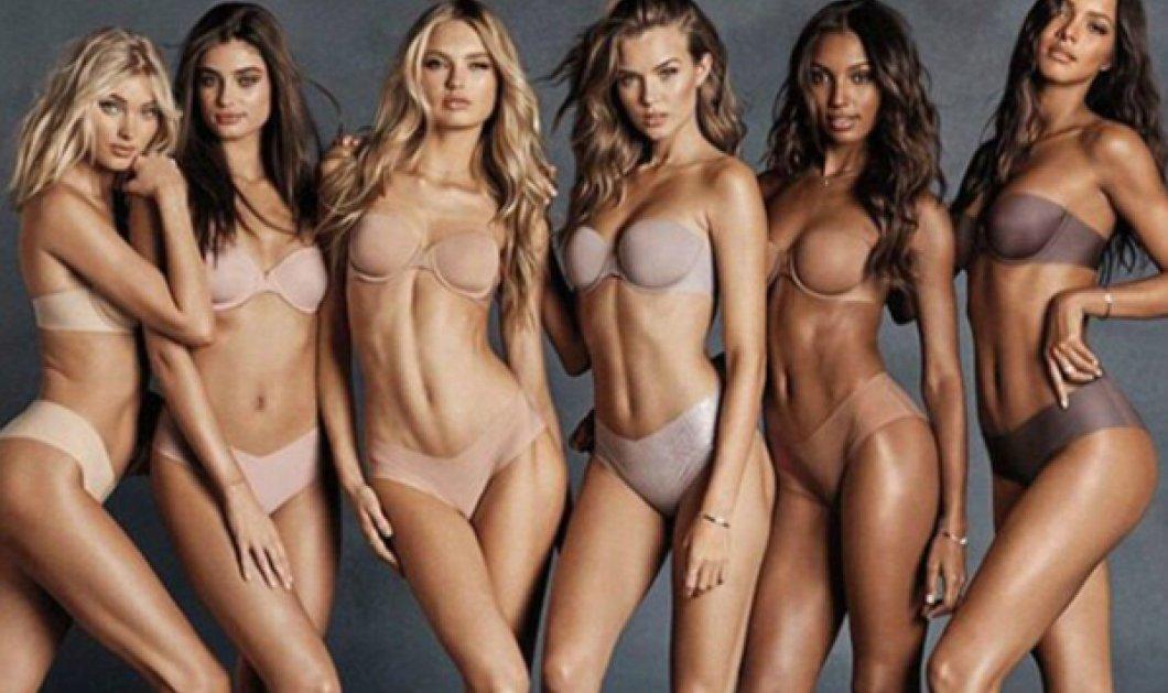 Όνειρα με αγγέλους... Τα νέα εσώρουχα της Victoria Secret φόρεσαν τα εντυπωσιακά μανεκέν (ΦΩΤΟ) - Κυρίως Φωτογραφία - Gallery - Video